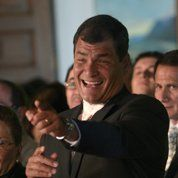 Équateur : Correa réélu à la présidence