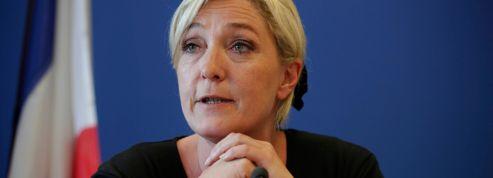 Marine Le Pen lance la campagne municipale