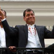 Équateur : écrasante victoire de Correa