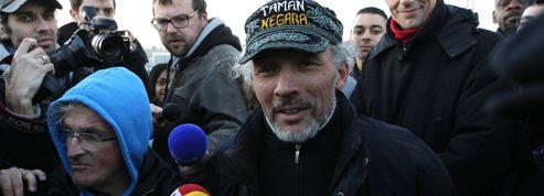 Nantes : le père retranché est descendu de sa grue