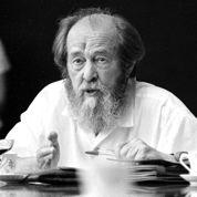 Claude Durand, le cadeau à Soljenitsyne