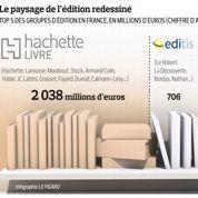 Fusion de Gallimard et Flammarion