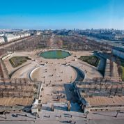 Le jardin des Tuileries, vers une seconde vie