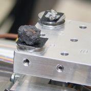 Des fragments de météorite déjà en vente