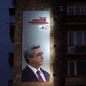 Arménie: un président par défaut
