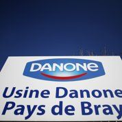 Danone : la fin d'une double exception