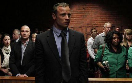 Pistorius affirme avoir eu «une peur terrible»