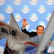 L'ultime parade de Berlusconi