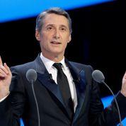 César 2013 : les défis d'Antoine de Caunes