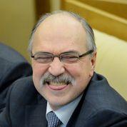 Un député russe rattrapé par les affaires