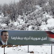 Damas-Beyrouth: trois barrages et un palais