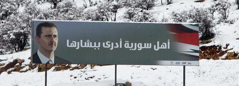 Damas-Beyrouth: trois barrages et un palais d'émir