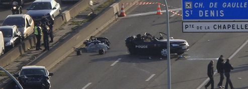 Un chauffard tue deux policiers à Paris