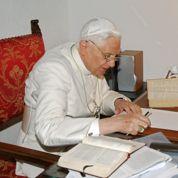 Benoît XVI: derrière le pape, un penseur