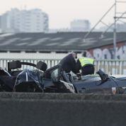 Deux policiers tués lors d'une course-poursuite