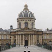 Académie française: lettres immortelles