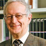 Michael Edwards, élu à l'Académie française