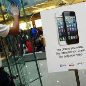 Nouveaux doutes sur les ventes de l'iPhone 5
