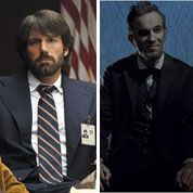 Argo contre Lincoln : le match des Oscars