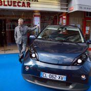 Porté par Autolib', Bolloré lance sa Bluecar