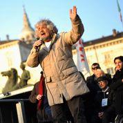 Beppe Grillo, nouvelle coqueluche des Italiens