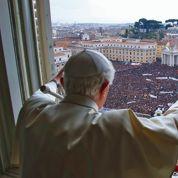 Le dernier Angélus de Benoît XVI