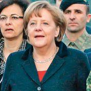 Merkel plaide pour  la Turquie dans l'UE