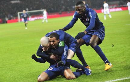 Le PSG éloigne Marseille