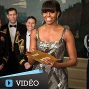 Obama, invitée surprise des Oscars