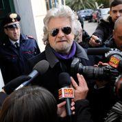 Grillo fait trembler le système italien