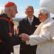 Le Vatican accepte la démission du cardinal