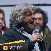 Grillo : «Entre Coluche et Che Guevara»