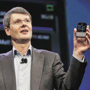 Le nouveau BlackBerry Z10 démarre fort