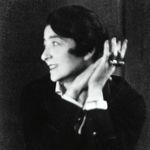 Eileen Gray par Berenice Abbott, 1926.