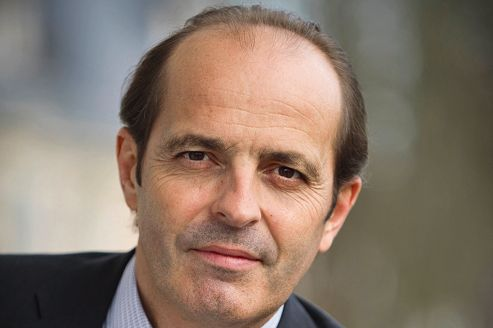 David Pouyanne, président de Réseau Entreprendre.
