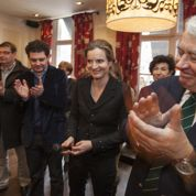 François Fillon apporte son soutien à NKM