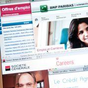 Les banques françaises freinent les embauches