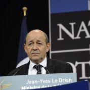Otages : Le Drian exclut de négocier