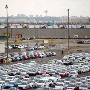 L'image de l'industrie auto française en recul