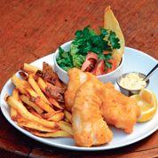 Les meilleurs fish & chips de Paris