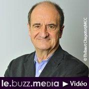 Pierre Lescure, invité du Buzz Média