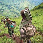 L'est du Congo préparé de nouveau à la guerre