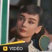 Quand Audrey Hepburn aime le chocolat