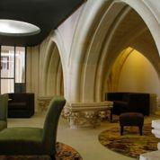 Tribunal, église... 5 hôtels hors du commun