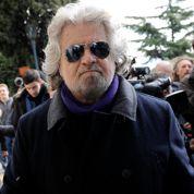 Premières fissures dans le camp de Beppe Grillo