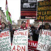 Amnistie sociale : le PS gêné, la droite indignée