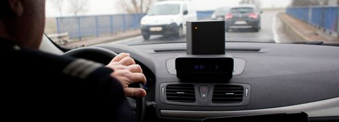 Le radar mobile embarqué, nouvelle arme contre les chauffards
