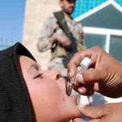 Campagne de vaccination à haut risque au Pakistan