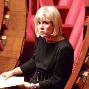 La députée PS Sylvie Andrieux au tribunal