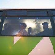 Israël : des bus spéciaux pour les Palestiniens